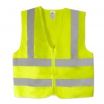 Fluorescent vest yellow