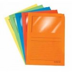File folder with window