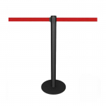Barrier post - red - 2m