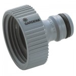 Threaded tap connector 33,3mm